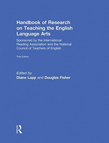 9780415877350: Handbook of Research on Teaching the English Language Arts: Sponsored by the International Reading Association and the National Council of Teachers of English