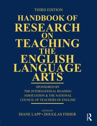 9780415877367: Handbook of Research on Teaching the English Language Arts: Sponsored by the International Reading Association and the National Council of Teachers of English