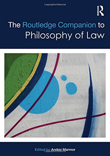 9780415878180: The Routledge Companion to Philosophy of Law (Routledge Philosophy Companions)