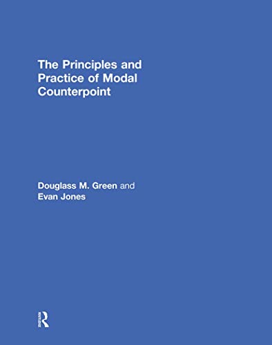9780415878210: The Principles and Practice of Modal Counterpoint