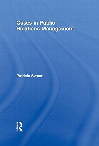 9780415878920: Cases in Public Relations Management