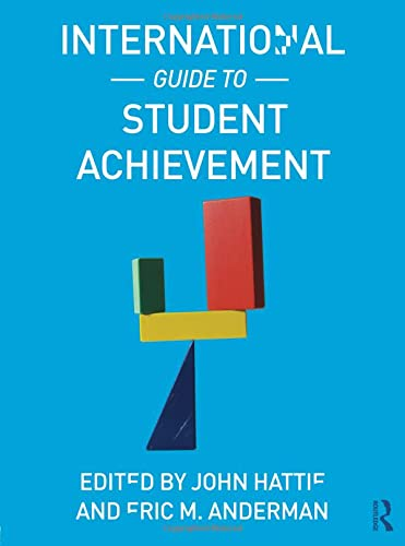 International Guide to Student Achievement (Educational Psychology Handbook)