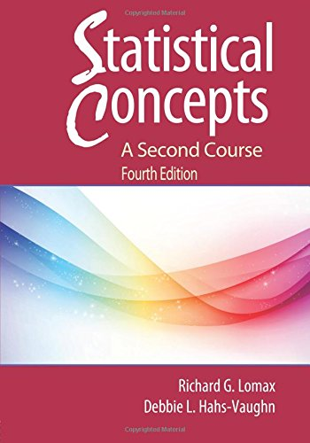 9780415880077: Statistical Concepts: A Second Course