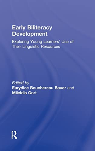 9780415880176: Early Biliteracy Development: Exploring Young Learners' Use of Their Linguistic Resources