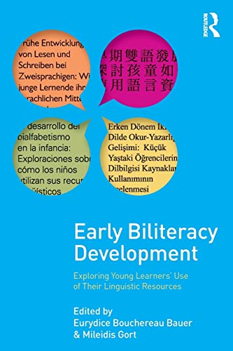 9780415880183: Early Biliteracy Development: Exploring Young Learners' Use of Their Linguistic Resources