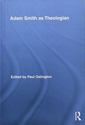 9780415880718: Adam Smith as Theologian