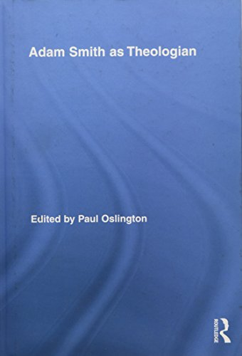 9780415880718: Adam Smith as Theologian (Routledge Studies in Religion)