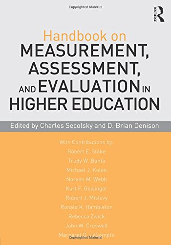 9780415880763: Handbook on Measurement, Assessment, and Evaluation in Higher Education