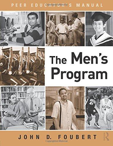 9780415881067: The Men's Program: Peer Educator's Manual, Pack of 10