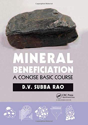 Mineral Beneficiation: D. V Subba