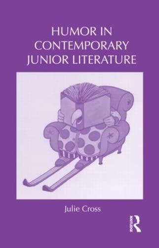 9780415882675: Humor in Contemporary Junior Literature (Children's Literature and Culture)