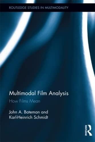 9780415883511: Multimodal Film Analysis: How Films Mean (Routledge Studies in Multimodality)