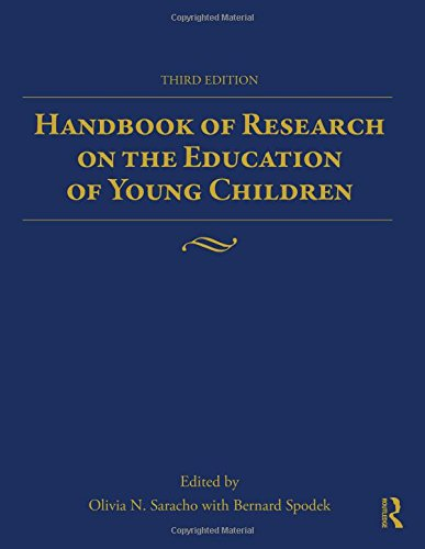 9780415884341: Handbook of Research on the Education of Young Children