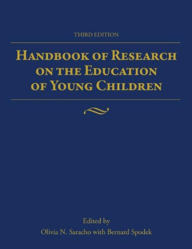 9780415884358: Handbook of Research on the Education of Young Children