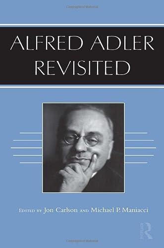 9780415884464: Alfred Adler Revisited