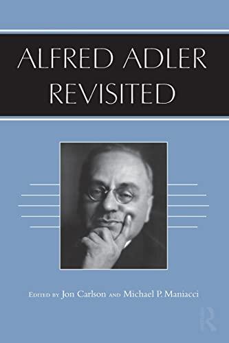 9780415884471: Alfred Adler Revisited