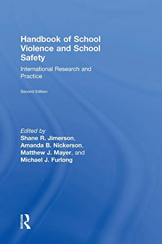 9780415884617: Handbook of School Violence and School Safety: International Research and Practice