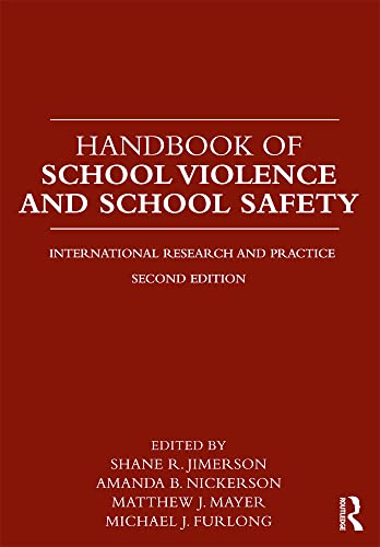9780415884624: Handbook of School Violence and School Safety: International Research and Practice
