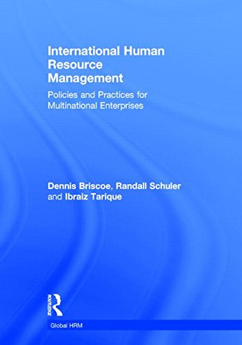 9780415884754: International Human Resource Management: Policies and Practices for Multinational Enterprises (Global HRM)