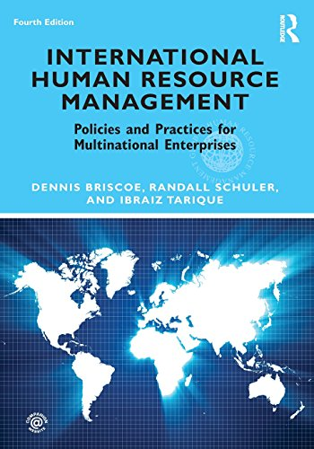 International Human Resource Management: Policies and Practices