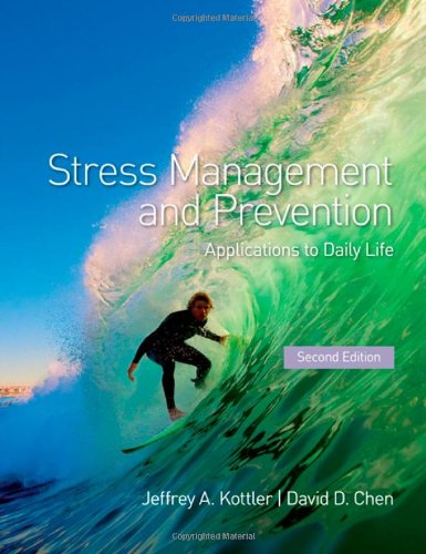 9780415885003: Stress Management and Prevention: Applications to Daily Life