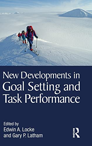 9780415885485: New Developments in Goal Setting and Task Performance