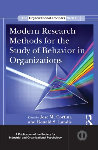Modern Research Methods for the Study of