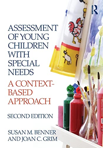 9780415885690: Assessment of Young Children with Special Needs: A Context-Based Approach