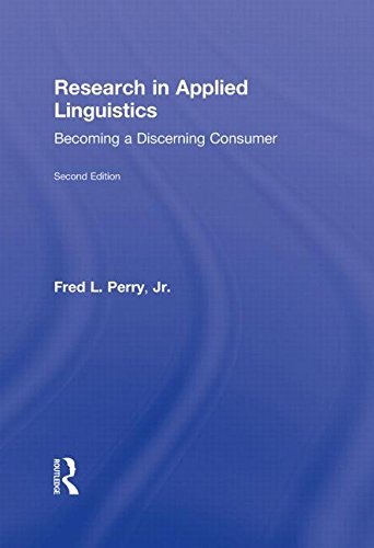9780415885706: Research in Applied Linguistics: Becoming a Discerning Consumer