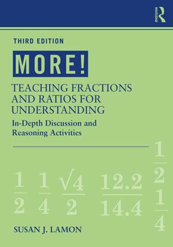 "More """"teaching Fractions And Ratios For Understanding"""" 3 Rev ed"