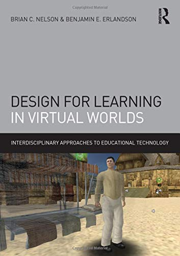 9780415886390: Design for Learning in Virtual Worlds (Interdisciplinary Approaches to Educational Technology)