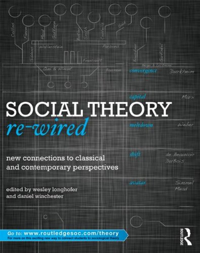 Social Theory Re-Wired: New Connections to Classical