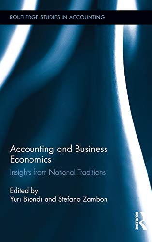 9780415887021: Accounting and Business Economics: Insights from National Traditions (Routledge Studies in Accounting)
