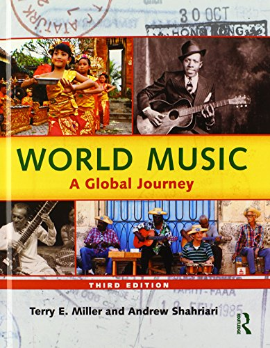 9780415887137: World Music: A Global Journey - Hardback & CD Set Value Pack
