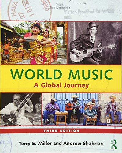 9780415887144: World Music: A Global Journey, 3rd Edition