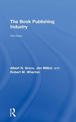 9780415887250: The Book Publishing Industry