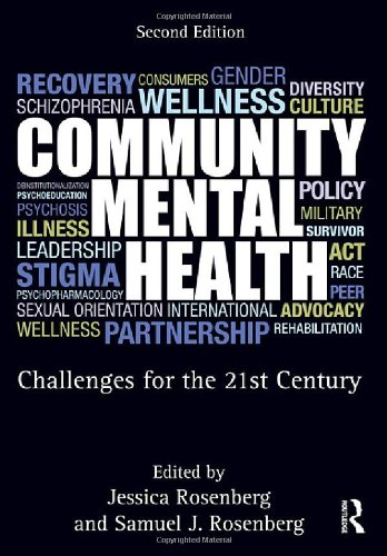 9780415887403: Community Mental Health: Challenges for the 21st Century, Second Edition
