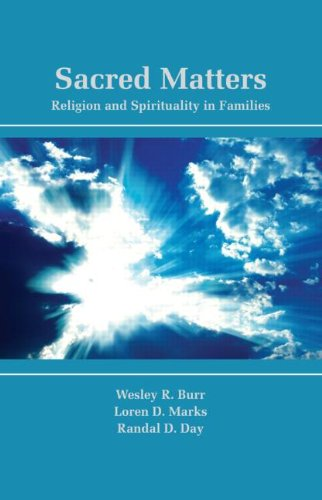 9780415887441: Sacred Matters: Religion and Spirituality in Families