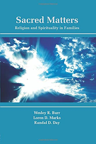 9780415887458: Sacred Matters: Religion and Spirituality in Families