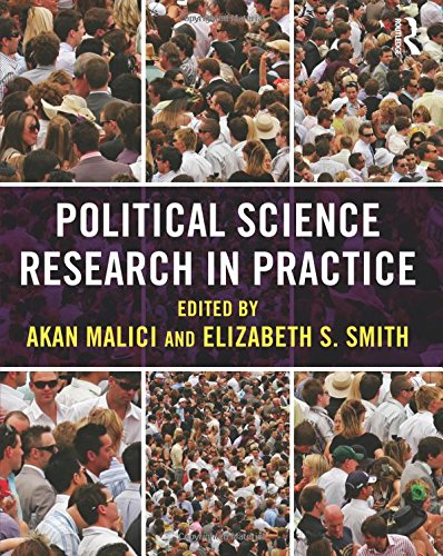 9780415887731: Political Science Research in Practice