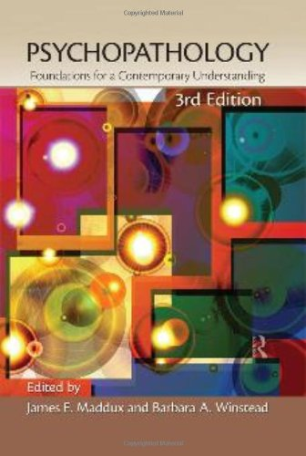 9780415887908: Psychopathology: Foundations for a Contemporary Understanding