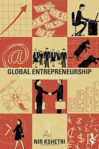 9780415887991: Global Entrepreneurship: Environment and Strategy