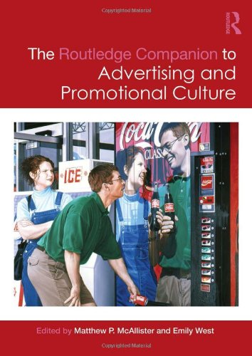 9780415888011: The Routledge Companion to Advertising and Promotional Culture (Routledge Media and Cultural Studies Companions)