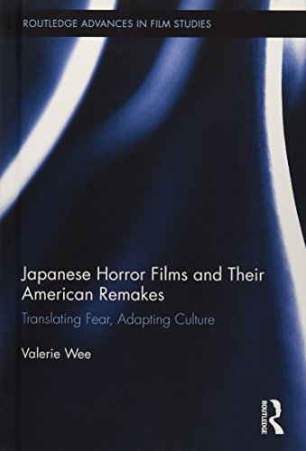 9780415888608: Japanese Horror Films and their American Remakes (Routledge Advances in Film Studies)