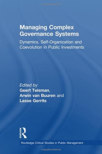 9780415888660: Managing Complex Governance Systems (Routledge Critical Studies in Public Management)