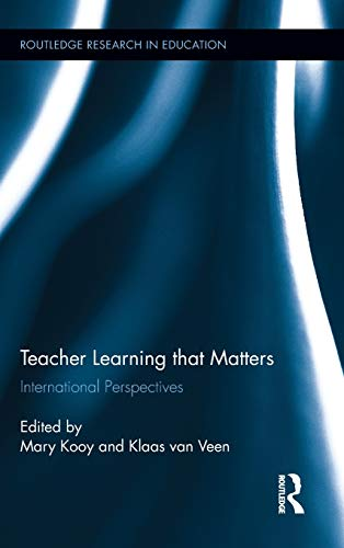 9780415888806: Teacher Learning That Matters: International Perspectives (Routledge Research in Education)