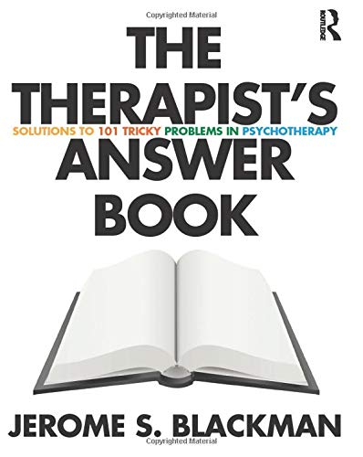 9780415888929: The Therapist's Answer Book: Solutions to 101 Tricky Problems in Psychotherapy