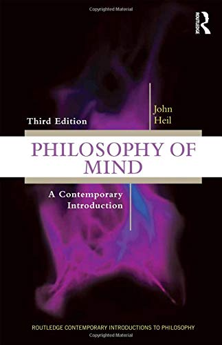 9780415891745: Philosophy of Mind: A Contemporary Introduction (Routledge Contemporary Introductions to Philosophy)