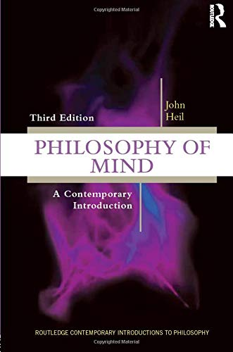 9780415891752: Philosophy of Mind: A Contemporary Introduction (Routledge Contemporary Introductions to Philosophy)