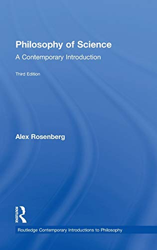 9780415891769: Philosophy of Science: A Contemporary Introduction